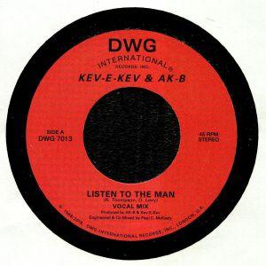 KEV E KEV/AK B - Listen To The Man