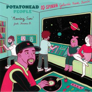 POTATOHEAD PEOPLE feat NANNA B - Morning Sun (DJ Spinna remixes)