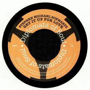 SCHWARTZ, Stephen Michael - Get It Up For Love