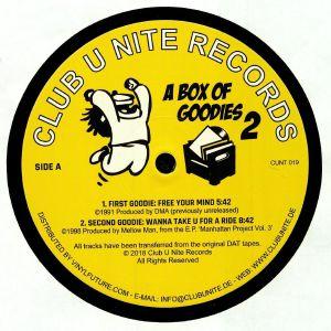 DMA/MELLOW MAN/IRIE THOMAS - A Box Of Goodies 2