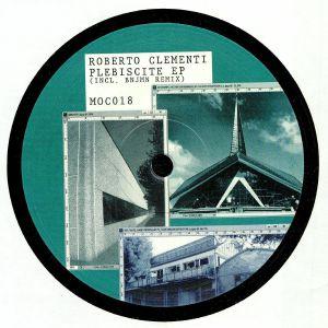 CLEMENTI, Roberto - Plebiscite EP
