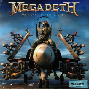 MEGADETH - Warheads On Foreheads: 35th Anniversary