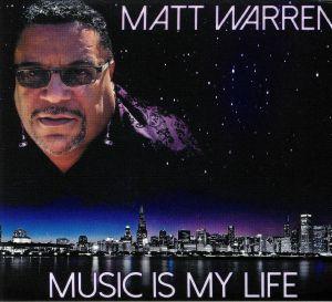 WARREN, Matt - Music Is My Life