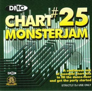 VARIOUS - DMC Chart Monsterjam #25 (Strictly DJ Only)