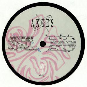 MAROTT, Kasper/ALFREDO92 - Os To EP