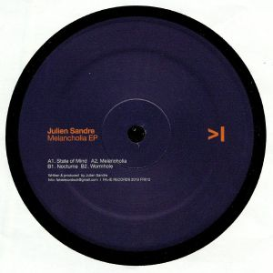 SANDRE, Julien - Melancholia EP