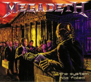 MEGADETH - The System Has Failed (remastered)