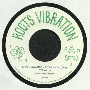 DONALDSON, Eric/THE KEYSTONES/THE UPSETTERS - Stand Up
