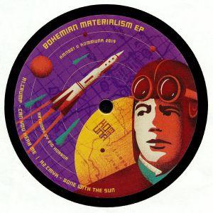 CRUMP/CMYK/PEKKULIAR/DRIAHN - Bohemian Materialism EP