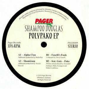 SHAMPOO DOUGLAS - Polypako EP