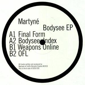 MARTYNE - Bodysee EP