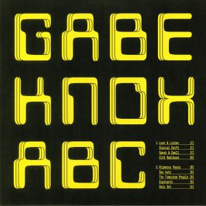 GABE KNOX - ABC (repress)