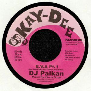 DJ PAIKAN - EVA