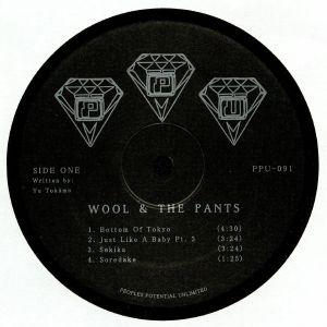 WOOL & THE PANTS - Wool & The Pants EP