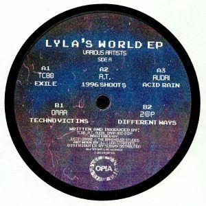 TC80/ABSTRACT TUNE/AUDRI/OMAR/Z@P - Lyla's World EP