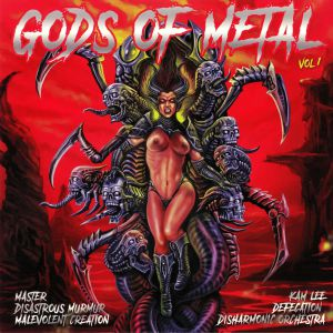 VARIOUS - Gods Of Metal Vol 01