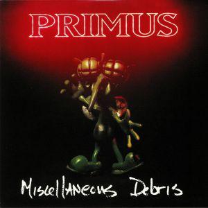 PRIMUS - Miscellaneous Debris (reissue)