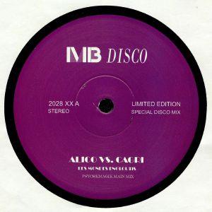 ALICO vs CAGRI - Les Mondes Engloutis (Psychemagik mixes)