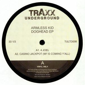 ARMLESS KID - Doghead EP