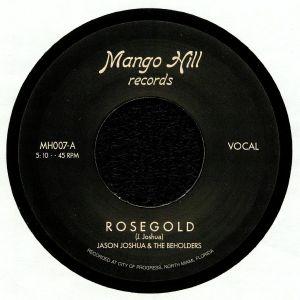 JASON JOSHUA & THE BEHOLDERS - Rosegold (reissue)