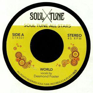 SOUL TUNE ALLSTARS/DESMOND FOSTER - World