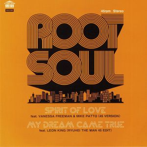ROOT SOUL - Spirit Of Love