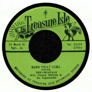 CRYSTALS, The/TOMMY McCOOK & THE SUPERSONICS - Kiss That Girl