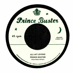 PRINCE BUSTER/RIGHTEOUS FLAMES - All My Loving