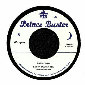 MARSHALL, Larry - Suspicion