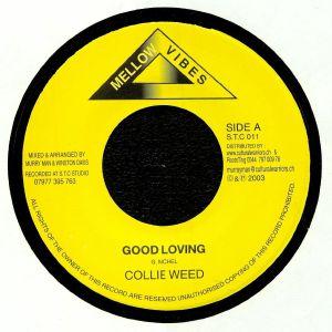 COLLIE WEED - Good Loving
