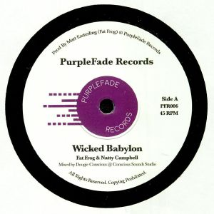 FAT FROG/NATTY CAMPBELL - Wicked Babylon