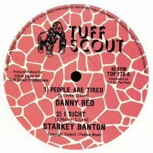DANNY RED/STARKEY BANTON/DUB ORGANISER QUINTET/DUB ORGANISER - People Are Tired