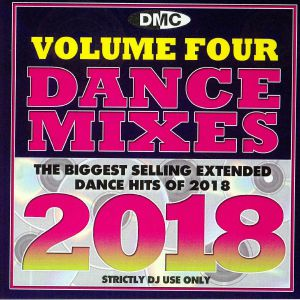 VARIOUS - Volume Four Dance Mixes: The Biggest Selling Extended Dance Hits Of 2018 (Strictly DJ Only)