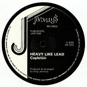 CAPLETON/DERRICK IRIE - Heavy Like Lead