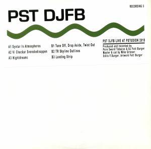 PST/DJFB - Live At Pstudion 2018