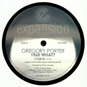 PORTER, Gregory - 1960 What? (reissue)