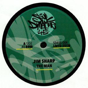 SHARP, Jim - The Man