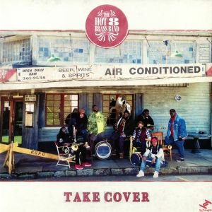HOT 8 BRASS BAND, The - Take Cover