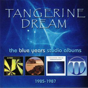 TANGERINE DREAM - The Blue Years Studio Albums 1985-1987