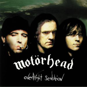 MOTORHEAD - Overnight Sensation (reissue)