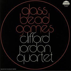 CLIFFORD JORDAN QUARTET - Glass Bead Games (remastered)