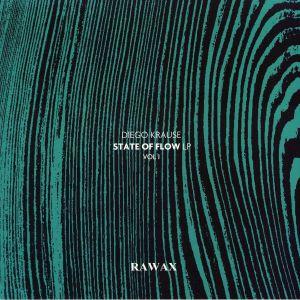 KRAUSE, Diego - State Of Flow LP: Vol 1