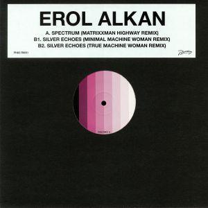 ALKAN, Erol - Spectrum (remix)