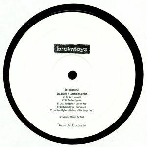 GIL BARTE/LOSTSOUNDBYTES - Split EP