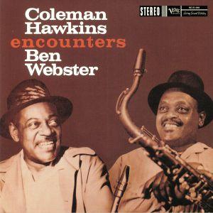 HAWKINS, Coleman/BEN WEBSTER - Coleman Hawkins Encounters Ben Webster (reissue)