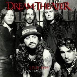 DREAM THEATER - Live 1993: Rocky Point Palladium Warwick R1