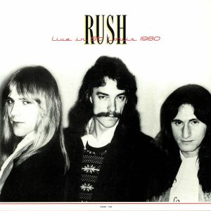 RUSH - Live In St Louis 1980