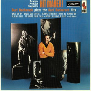 BACHARACH, Burt - Hit Maker!