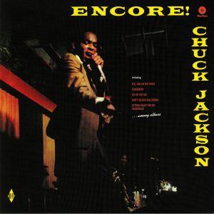 JACKSON, Chuck - Encore!