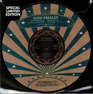 PRESLEY, Elvis - The Original US EP Collection 5